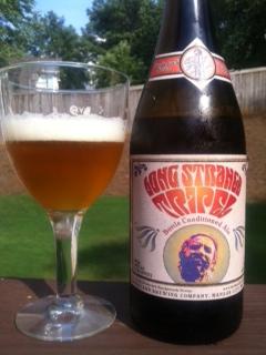 Boulevard Brewing Co., Long Strange Tripel