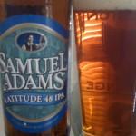 Beer Review: Samuel Adams (The Boston Beer Co.), Latitude 48