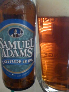 Samuel Adams, Latitude 48