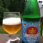 Beer Review: Vanberg & Dewulf (De Troch), Lambrucha