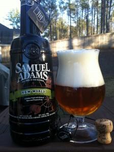 Samuel Adams, New World Tripel