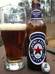 The Caledonian Brewing Company Ltd., Newcastle Winter IPA