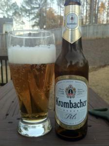 Krombacher Braueri, Pils