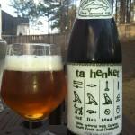 Beer Review: Dogfish Head, ta henket