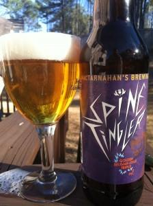 Mactarnahan's Brewing Co., Spine Tingler