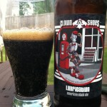 Beer Review: Clown Shoes, Lubrication (American Black Ale)