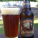 Beer Review: Sierra Nevada, Ruthless Rye (2012)