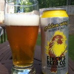 Beer Review: Finch's Beer Co., Golden Wing Blonde Ale
