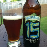 Beer Review: Sweetwater Brewing Co., 15th Anniversary (15 Years of Heady Beers, 1997-2012)