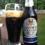 Beer Review: Guinness Ltd., Guinness Black Lager
