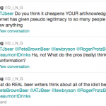 Beer Blogging – what the hell are people thinking?