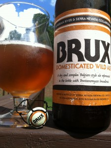 BRUX Domesticated Wild Ale