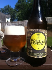 Dogfish Head, Positive Contact