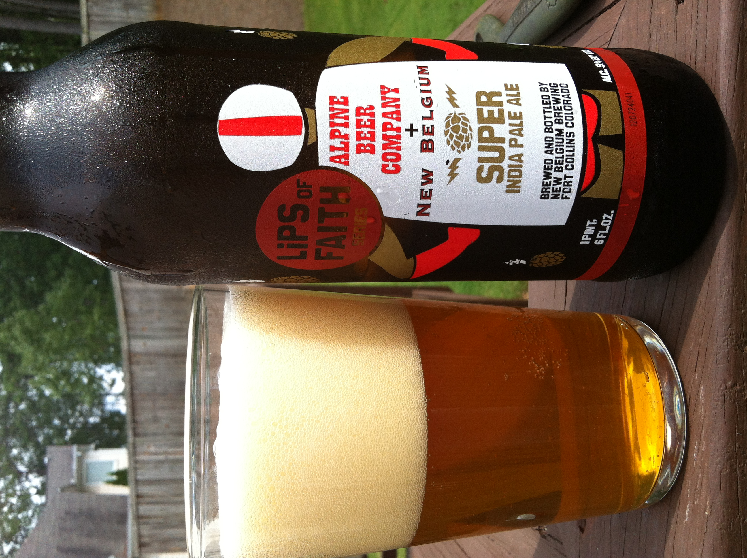 Beer Review: Alpine Beer Company and New Belgium Brewing Co