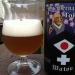 Beer Review: Brouwerij St. Bernardus Watou, Tokyo