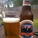 Beer Review: Founding Fathers Brewing Co., Founding Fathers Light Lager