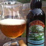 Beer Review: The Lost Abbey & New Belgium Brewing, Mo Betta Bretta Ale