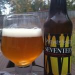 Beer Review: Weyerbacher Brewing Co., Seventeen