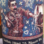Beer Review: Dogfish Head, 75 Minute IPA