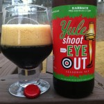 Beer Review: Karbach Brewing Co., Yule Shoot Your Eye Out (Seasonal Ale)