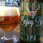 Beer Review: Stone Brewing Co, Enjoy By 04.01.13 IPA